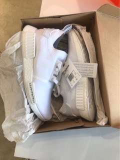 "Adidas NMD triple white ""Japan"""