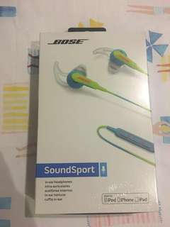Bose SoundSport Earphones