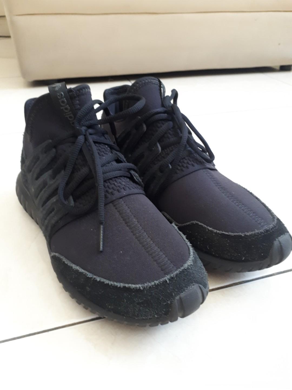 Adidas Sepatu Sneaker Tubular instinct S80082 Source Adidas Originals Tubular Radial Black Preloved .