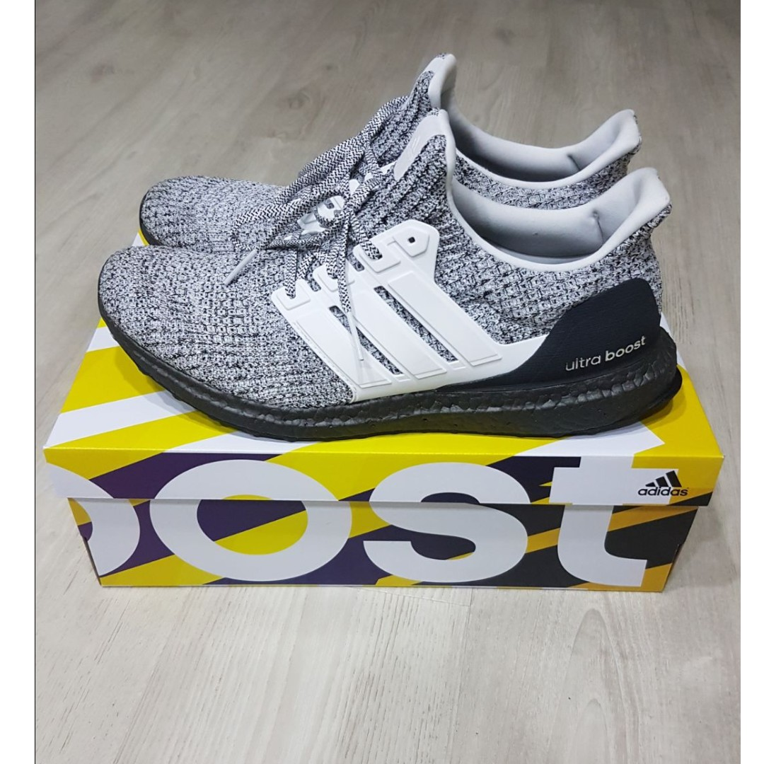 57da6fb9542 Adidas Ultraboost 4.0 Cookies and Cream