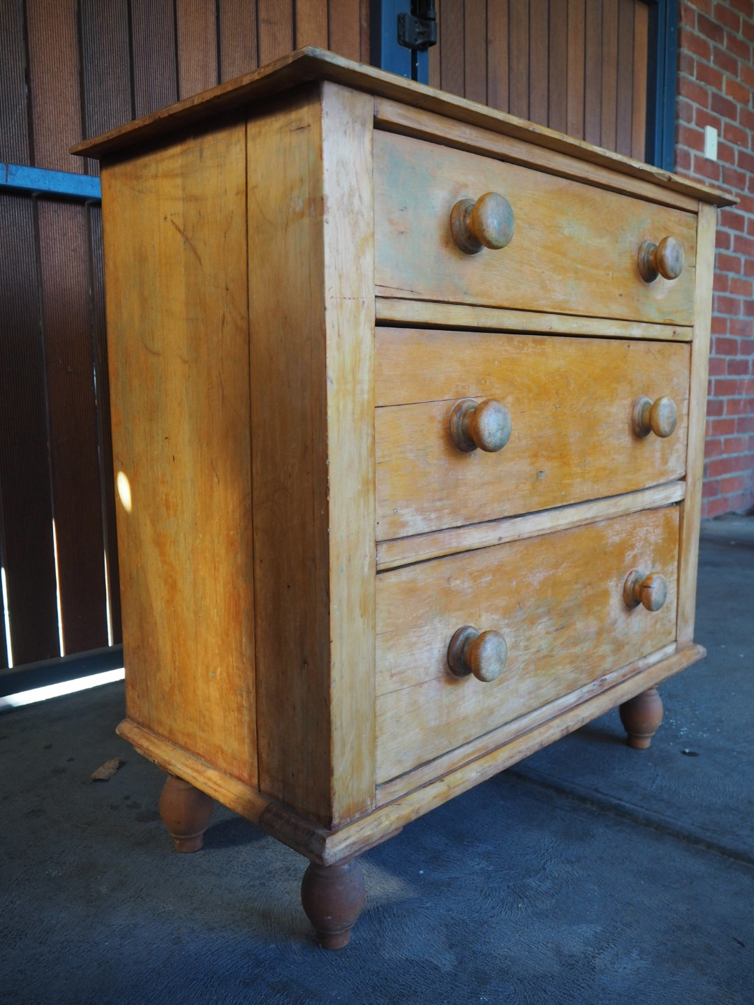 Antique Vintage Chest of Drawers