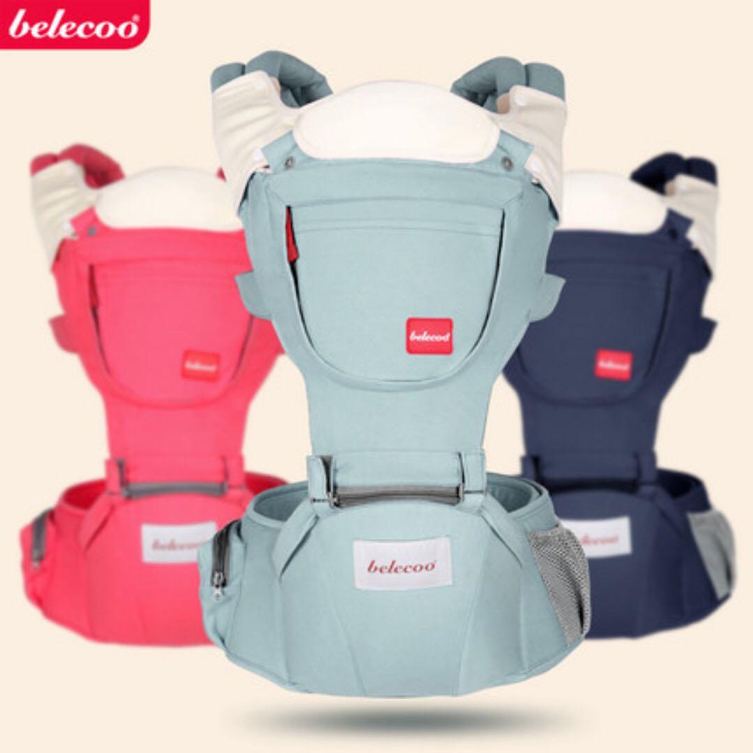 Belecoo Hip Seat Carrier Harness Bag