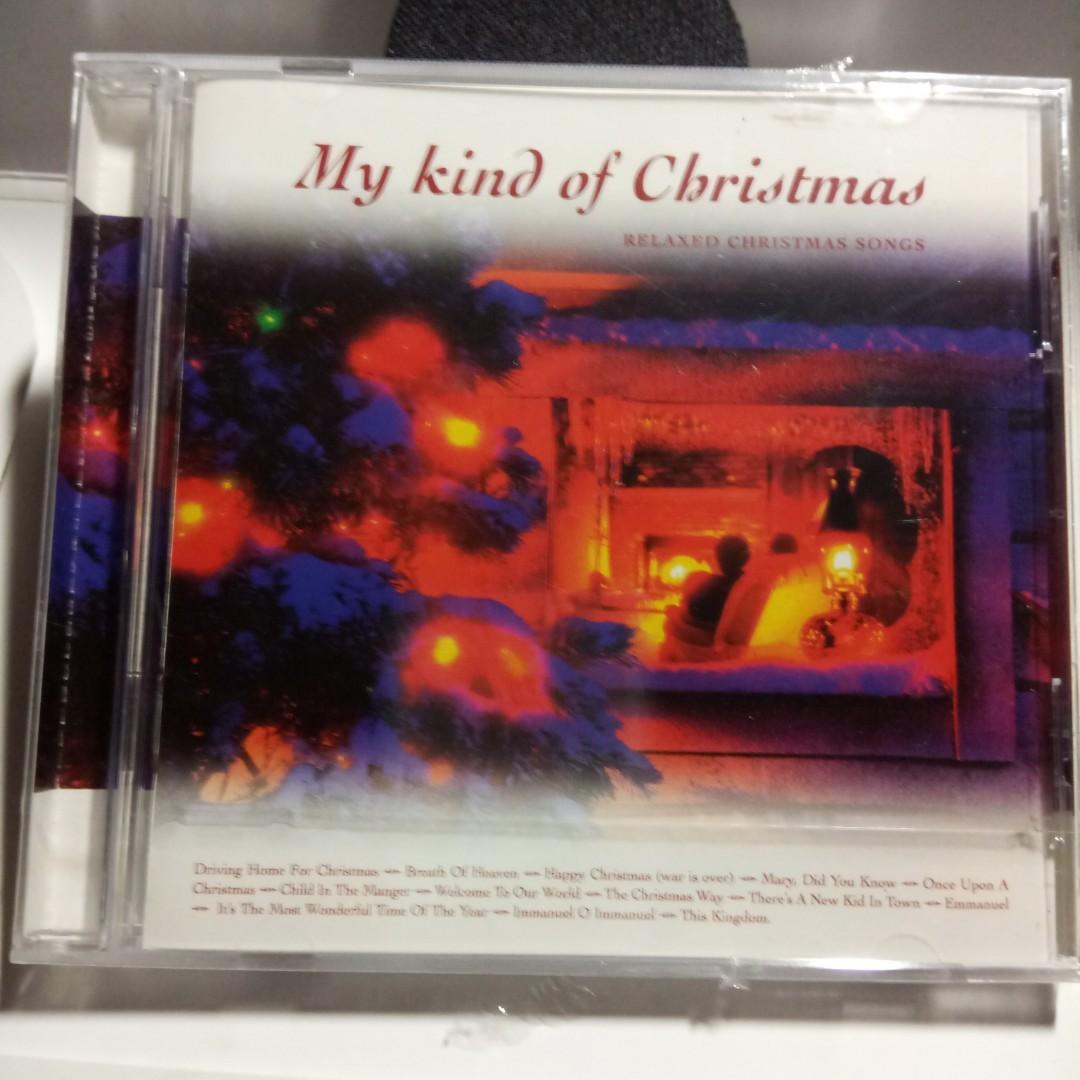 Christian CD: My kind of Christmas -Relaxed Christmas Songs, Music ...