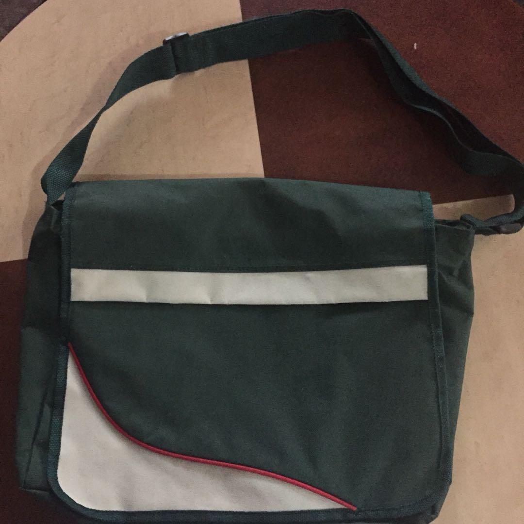 Convention crossbody bag