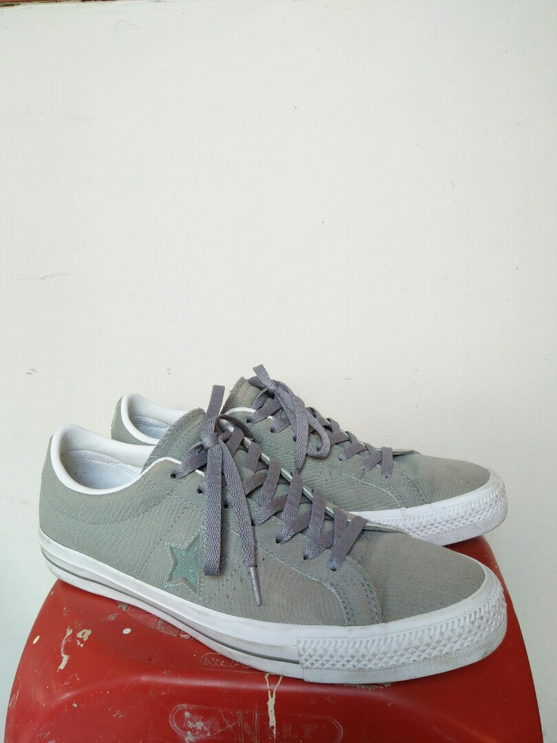 4135fc3922f Converse CONS One Star Pro Low Top Camo Green