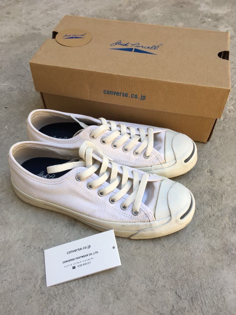 6d951368ee43 Converse Jack Purcell Japan Edition