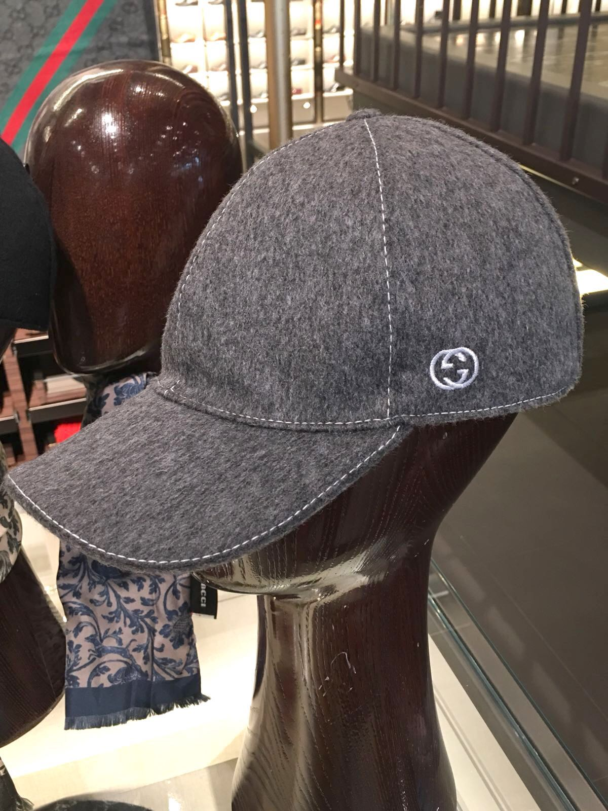85e1de75e11c96 Gucci Baseball Cap Sizes