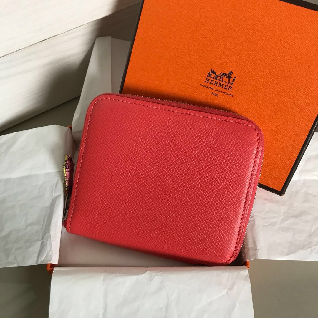 7c4588337f67 ... good hermès small wallet luxury bags wallets on carousell f9781 9d35e
