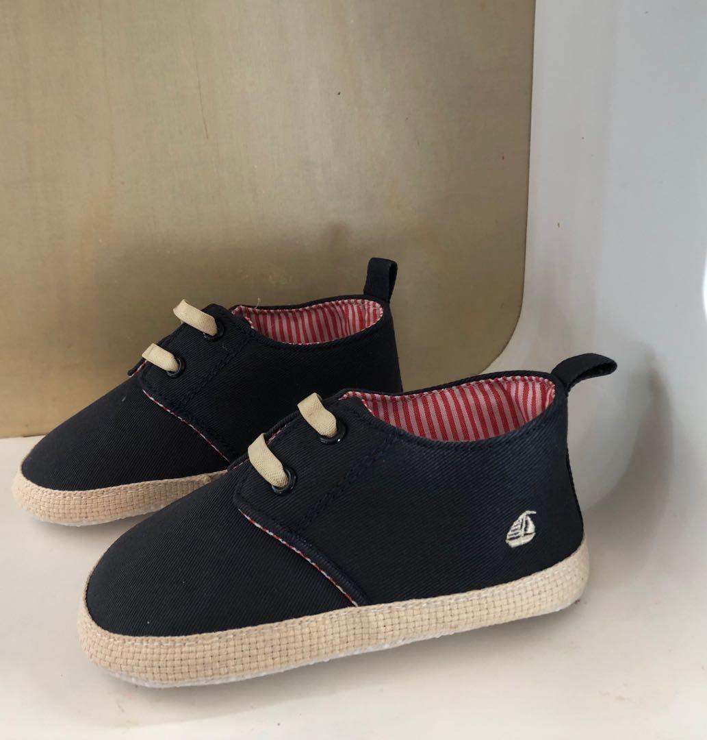 Jojo Maman Bebé baby boy | Pre walker Shoes