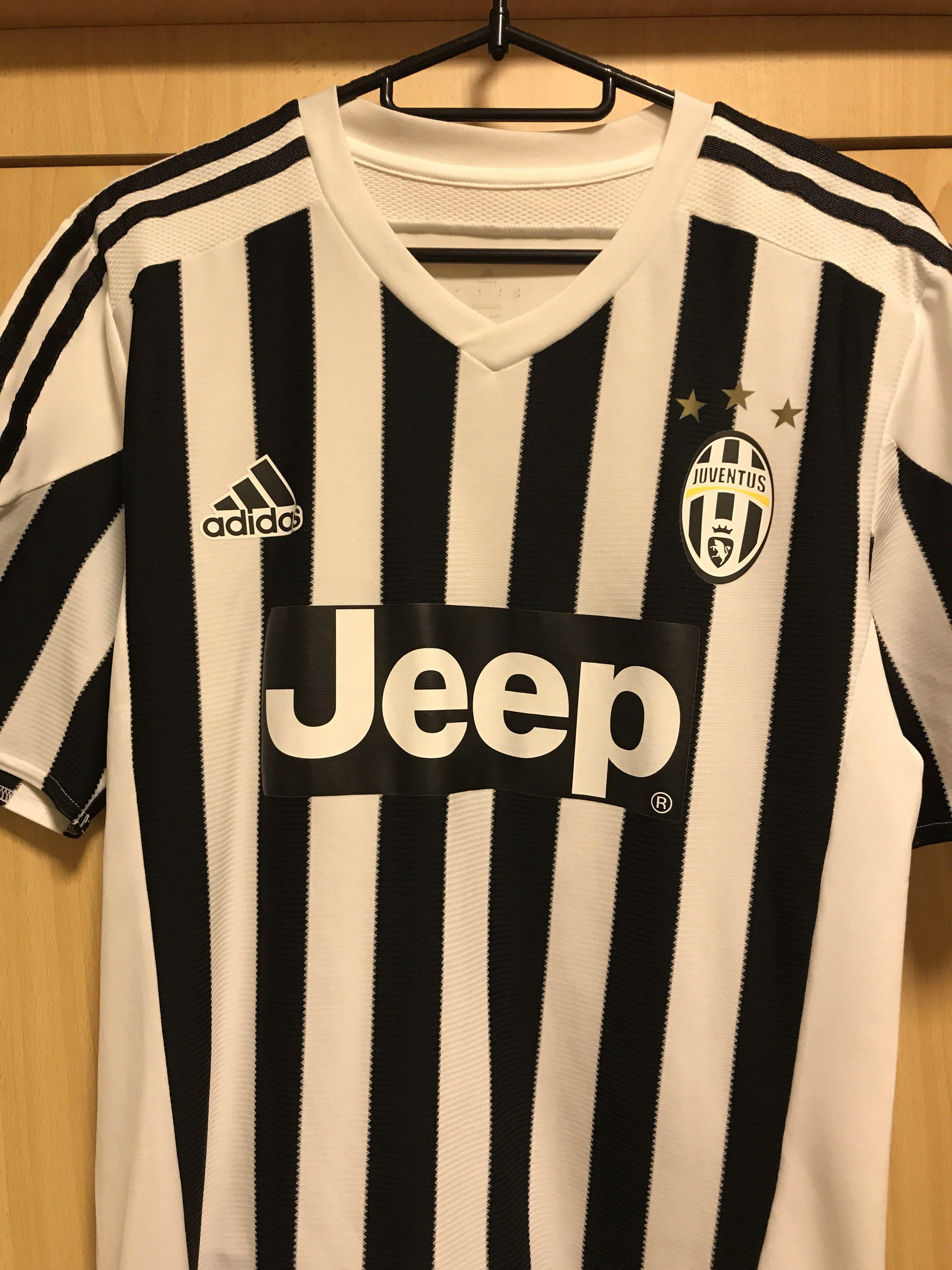 pretty nice 54e7b 913e7 Juventus 16/17 adizero home jersey, Men's Fashion, Clothes ...