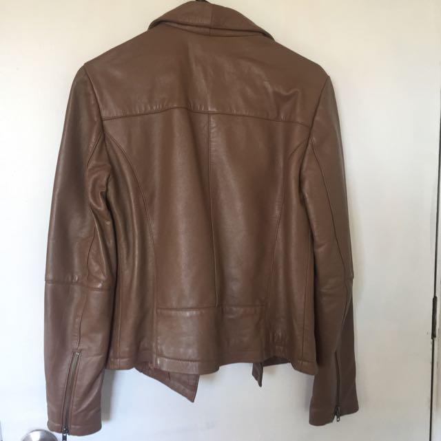 Lather Jacket/biker Jacket