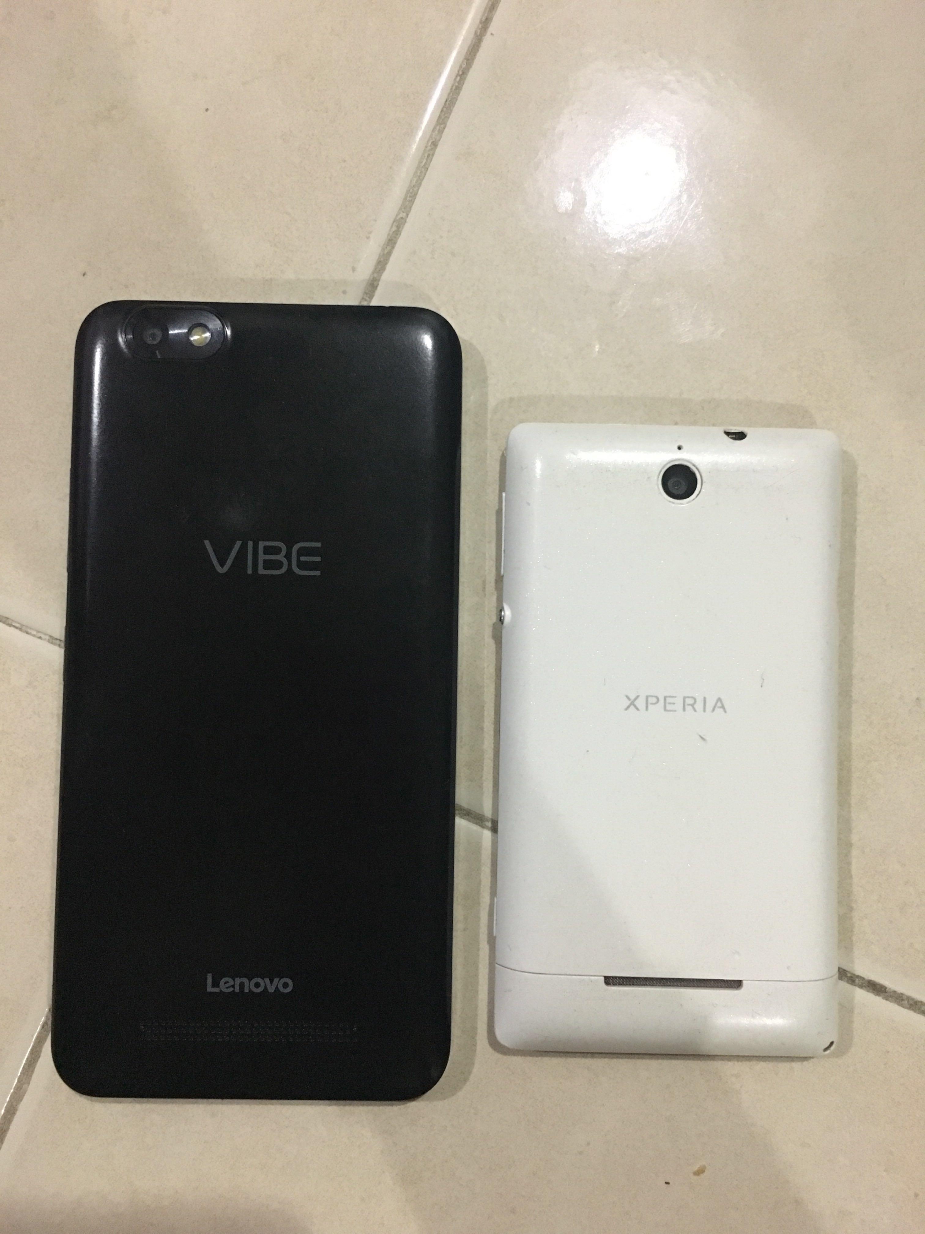 Lenovo Vibe C A2020a40 16gb Putih 1 - Page 3 - Daftar Update