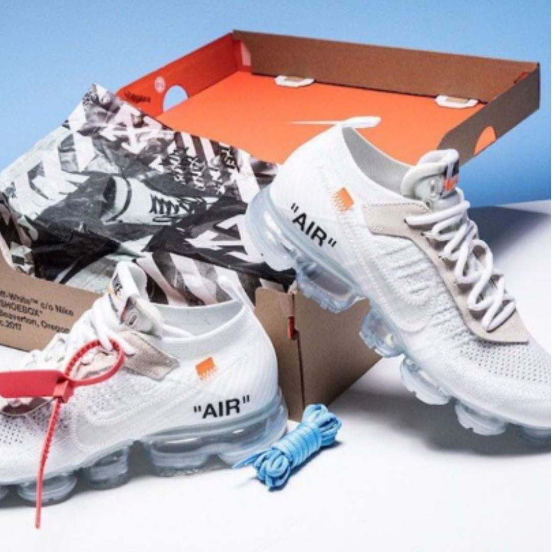 new product 7dadb 3662e Nike Air Vapormax Flyknit X Off-White