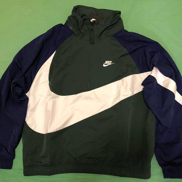 ce7ba6ec0f73 Nike x Atmos Big Swoosh Jacket