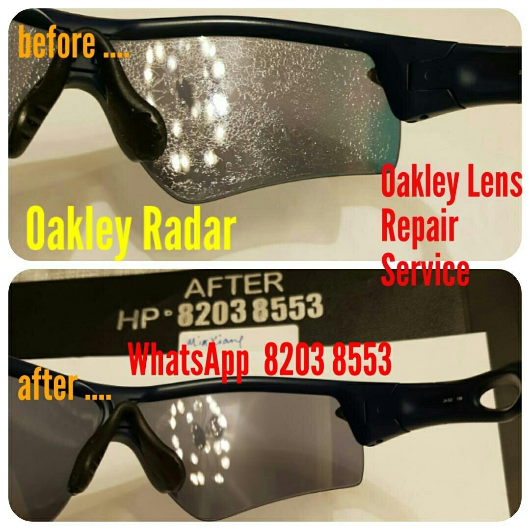 037a3aad4a9 ... buy oakley radar radarlock jawbreaker repair service restoration jawbone  half racing jacket pitbull fishing canteen plantiff closeout ...