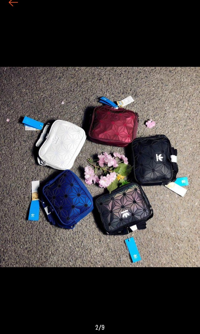12bd830d63 Po)Adidas Issey Miyake Sling Bag