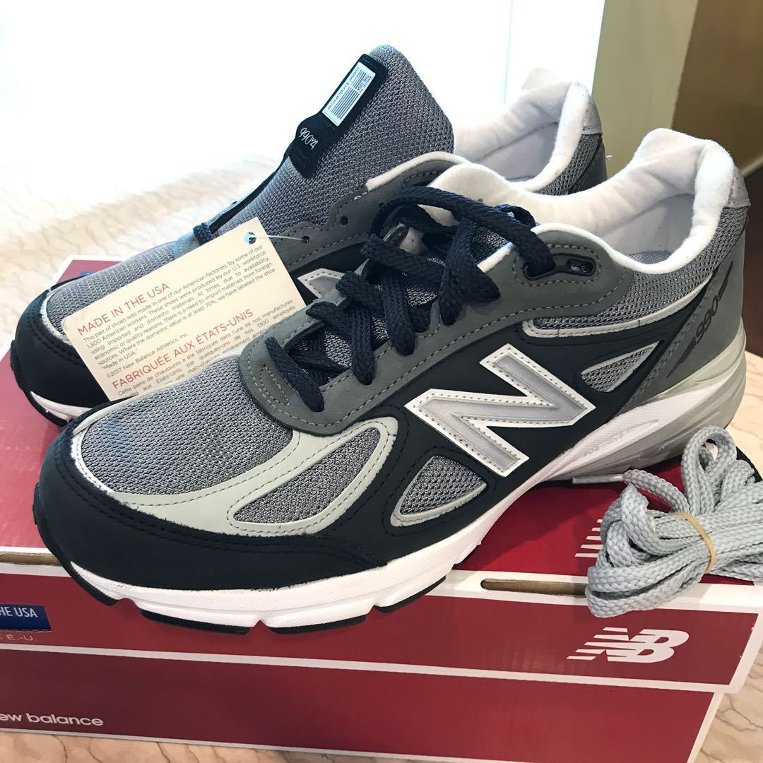 newest e4e20 9f046 SALE💥New Balance 990 v4 sneakers 👟 dad shoes