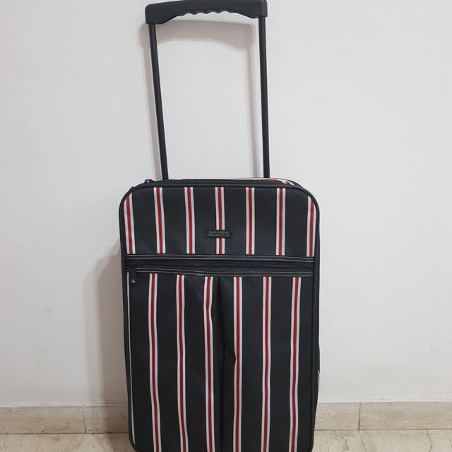 d2746b7682 Santa Barbara Polo   Racquet Club Luggage bag trolley bag carrier ...