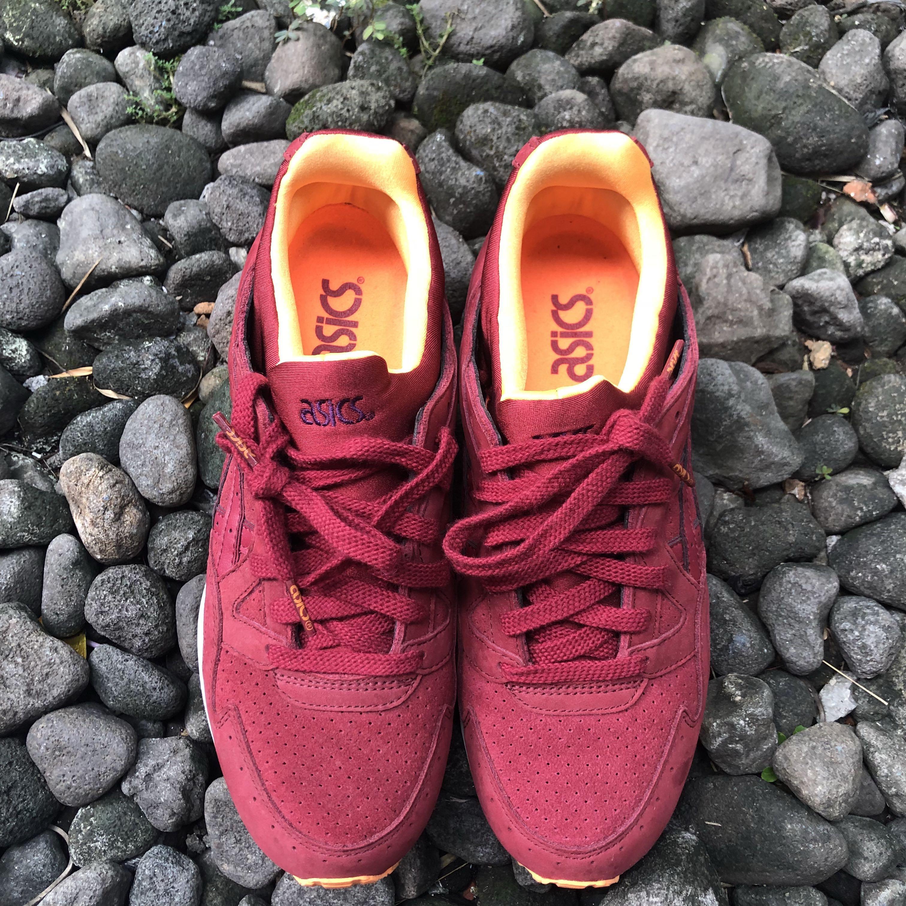 Sepatu Branded Asics Gel - LYTE V 5e36e78c6a