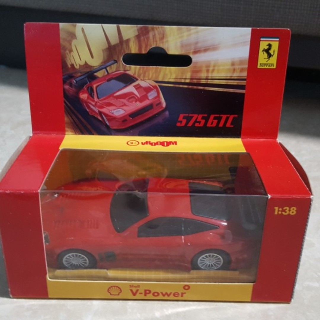 SHELL Ferrari Series Collectible Toy Cars for SALE!!!! (SET