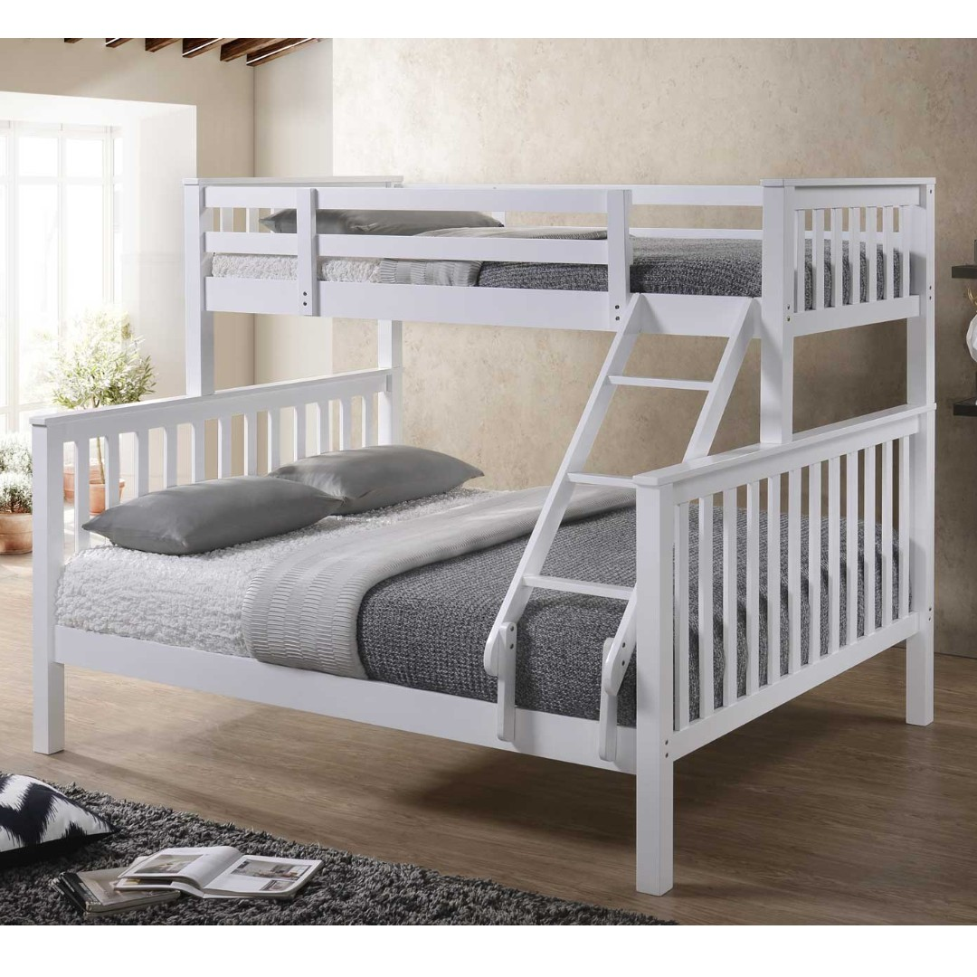 pretty nice ccc0e df854 Single and Queen size Bunk bed, Furniture, Beds & Mattresses ...