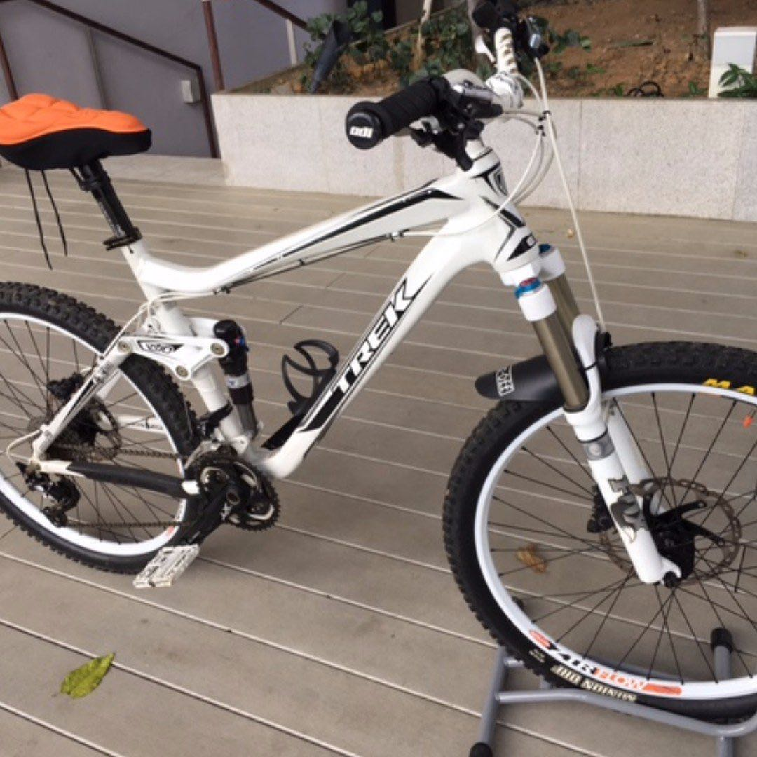 a20271f499b Trek Fuel EX8 Full Suspension 26er Mountain Bike, Bicycles & PMDs, Bicycles  on Carousell