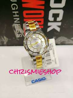Casio Watch Guaranteed AUTHENTIC
