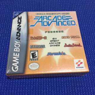 Konami Arcade Advanced GBA