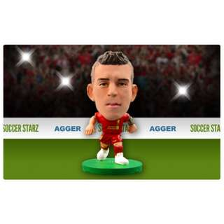 Daniel Agger Liverpool football Figurine / toy