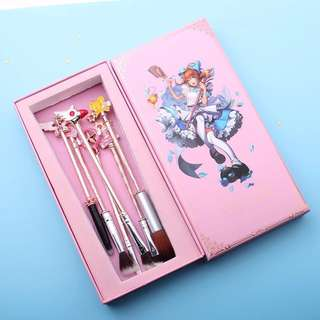 【PO】 CARDCAPTOR Sakura Makeup Brush