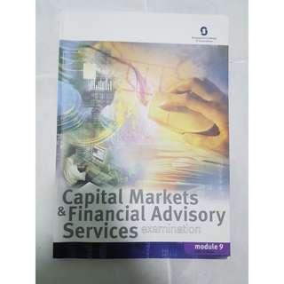 Capital Markets & Financial Advisory Services Examination