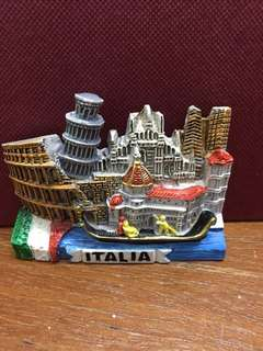 Fridge Magnet ITalia