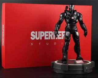 Iron Man War Machine Figurine