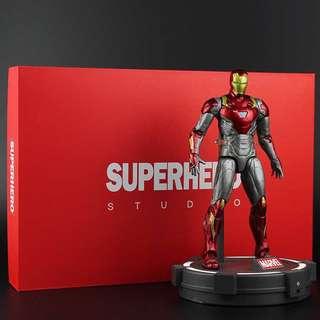 Iron Man Mark 47 Figurine