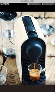 Nespresso咖啡機+奶泡機