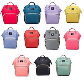 Backpack mother bag large capacity travel