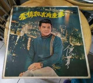 倪賓黑膠唱片