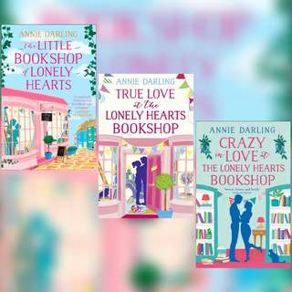 Lonely Hearts Bookshop Series by Annie Darling