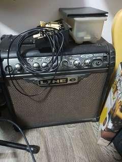 Line 6 spider 3 15 watts amp