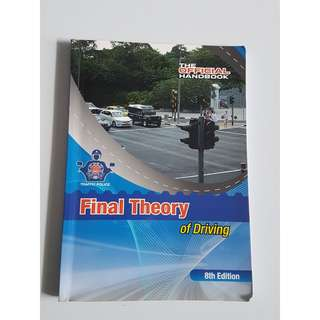 Final Theory of Driving