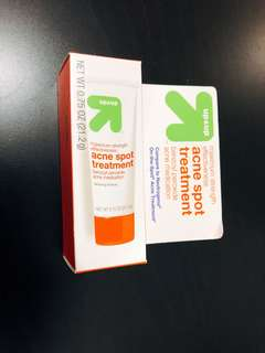 Up & Up Acne Spot Treatment .75 oz #acnetreatment  ❤️