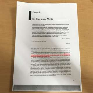 NM2220 Writing for the Mass Media (8th Edition)