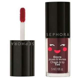 Sephora Cheek and Lip Tint - Authentic