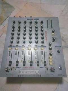 Mixer ALLEN & HEATH 6 Channel