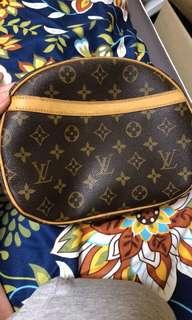 Authentic Louis Vuitton Blois Bag