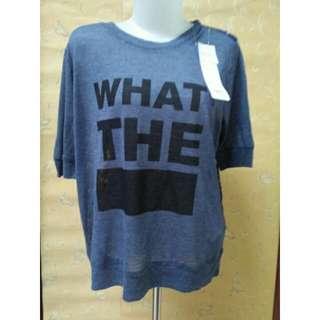 T-Shirt Renda GU by Uniqlo (L)