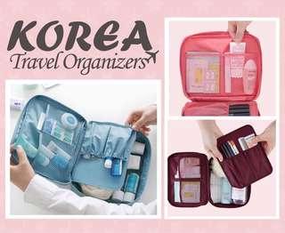 Korea Premium Travel Organizer Pouch