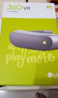 LG VR眼鏡