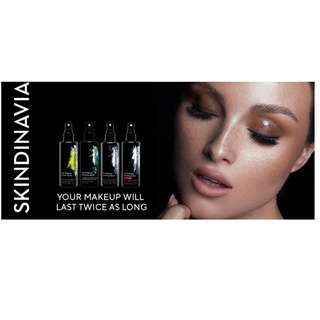 Skindinavia The Makeup Finishing Spray Bridal 118mls BRAND NEW & AUTHENTIC (NO SWAPS, PRICE IS FIRM) 45 EACH