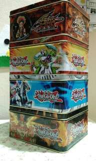 Yugioh Tin Box #20under